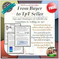 Becoming a TpT Seller Free
