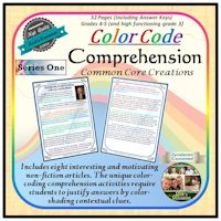 Color Code Comprehension