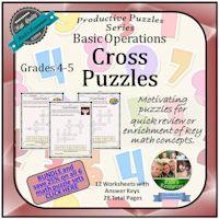 Cross Puzzles
