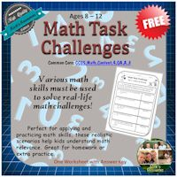 Free Math Task Challenges