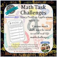 Math Word Problem Challenges