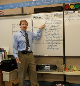 Rick Classroom