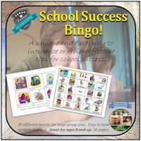 School Success Bingo