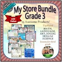 My Store Bundle Grade 3