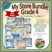 My Store Bundle Grade 4