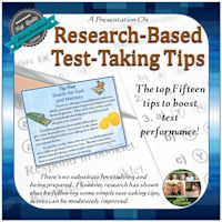 Test-Taking Strategies and Tips