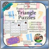Triangle Puzzles